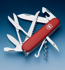 1.3713 Huntsman red (Victorinox)